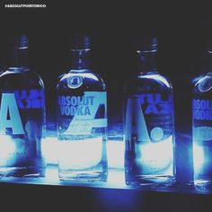 El sabor de la pureza! #Absolut #AbsolutPuertoRico #PureVodka #Original #OneSource #Ahus #Sweden
