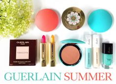 Guerlain summer collection.