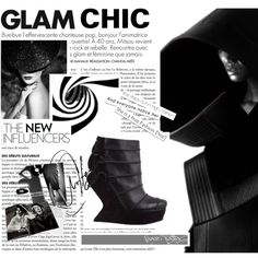 BLACK, created by the-iconic on Polyvore