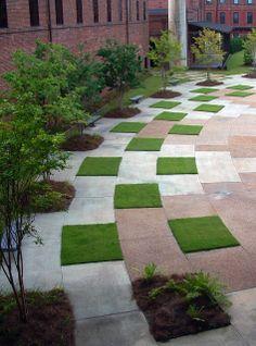 ☂ Garden Designs