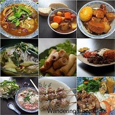 Vietnamese Recipes from Wandering Chopsticks