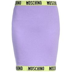Moschino Mini Skirt ($140) ❤ liked on Polyvore featuring skirts, mini skirts, purple, moschino, purple skirt, zipper mini skirt, short skirts and moschino skirt