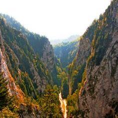 Zarnesti Gorges Utila, Visit Romania, Outdoor, Outdoors, Outdoor Games, The Great Outdoors