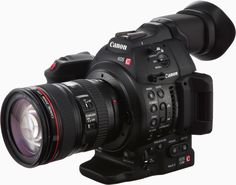 Unveiled: Canon EOS C-100 Mark II Cinema Camera | explora