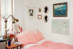Dorm Decor: DIY Wall Art