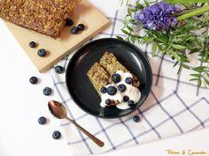 Panna Cotta, Oatmeal, Breakfast, Ethnic Recipes, Food, Morning Breakfast, Dish, The Oatmeal, Morning Coffee