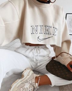 Cute Lazy Outfits, Chill Outfits, Sporty Outfits, Nike Outfits, Retro Outfits, Stylish Outfits, Trendy Summer Outfits, Winter Fashion Outfits, Look Fashion