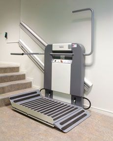 Wessex Lifts - Inclined Platform Lift http://www.opemed.net/Products/throughfloorlifts/throughfloorlifts.html