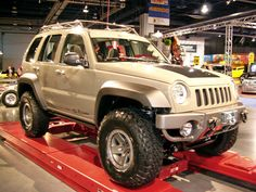 Jeep Liberty Renegade, Jeep Renegade, Cherokee 4x4, Jeep Grand Cherokee, Jeep Cars, Jeep 4x4, Jeep Liberty Lifted, Badass Jeep, Black Jeep