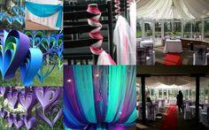 civil ceremony decor