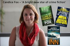 Australia's bestselling crime author Candice Fox has a massively busy and successful 2019 ahead of her. Described by her collaborator, the world's Crime Fiction, Fiction Writing, James Patterson, New Star, Hush Hush, Fertility, Bestselling Author, Inspire Me, Writers