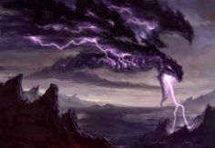 Lightning Dragon | the lightning dragon Wallpaper Background | 26505