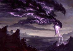 Lightning Dragon | the lightning dragon Wallpaper Background | 26505