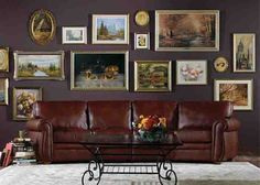 Buy a quality leather sofa, leather sectional or leather media room chairs by Natuzzi, Palliser, Bernhardt, Flexsteel at unbeatable prices! Curved Couch, Shelter Island, Leather Sectional, Leather Furniture, Town And Country, Gallery Wall, Family Rooms, Home Decor, House Ideas