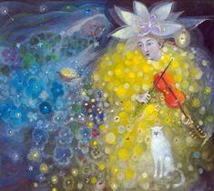 Волшебное творчество Анелии Павловой | World of Art