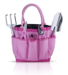 Garden For The Cause Gift Bag From The Pink Superstore