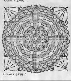 Delicadezas en crochet Gabriela: Chal Encantadora ..