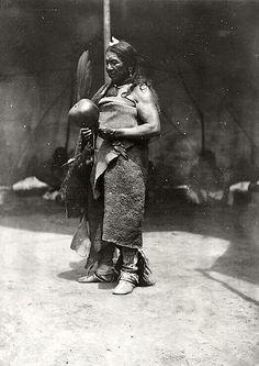 Skidi Pawnee Priest