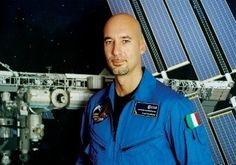 Il primo italiano a camminare nello spazio