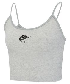 Cute Lazy Outfits, Crop Top Outfits, Teenage Outfits, Sporty Outfits, Athletic Outfits, Teen Fashion Outfits, Look Fashion, Cute Nike Outfits, Nike Crop Top