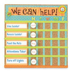We Can Help Job Chart.make into chore chart Classroom Helpers, Classroom Jobs, Classroom Design, Future Classroom, Classroom Management, Classroom Decor, Preschool Jobs, Preschool Classroom, Craft Activities For Kids