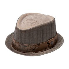 e34060984b0 The 500 Polyester Fedora hat - Goorin Bros Hat Shop
