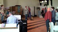 Musical Ruth 2015 - Voorbereidingen (Bolsward)