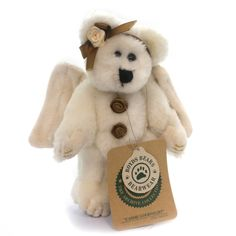 Boyds Bears Plush Cassie Goodnight Plush Ornament Height: 6 Inches Material: Fabric Type: Plush Ornament Brand: Boyds Bears Plush Item Number: Boyds Bears Plush 5623201 Catalog ID: 29315 New With Tag.