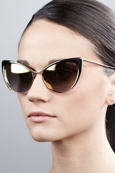 15 Totally Kooky Sunnies For Your Peeping Pleasure #refinery29  http://www.refinery29.com/unique-sunglasses#slide-3  ...