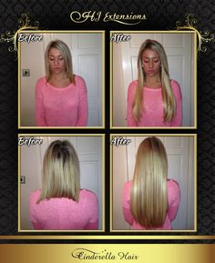 Cinderella hair extensions so sweet organic change your look in view some of our hair extensions fitted by a quality hair extensionist hj extensions showcasing natural hair of great lengths easilocks and cinderella pmusecretfo Gallery