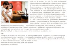 Blog do magazineotavia: Sala&Estar