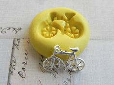 Hey, I found this really awesome Etsy listing at https://www.etsy.com/listing/62837890/bicycle-flexible-silicone-mold-push-mold