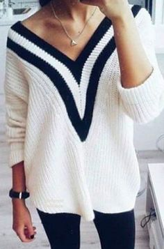 romwe boyfriend sweater