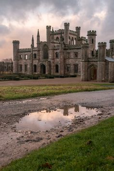 Have a Look Inside Lowther Castle In The Lake District Lake District, The Last Time, Summer Months, Winter Months, Haunted Castles, Around The Worlds, Creatures, Outdoor Seating Areas, Winter Sun