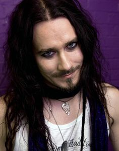 Tuomas Holopainen (born 25 December 1976) is a Finnish songwriter, multi-instrumentalist musician, screenwriter and record producer, best known as the founder, leader, keyboardist and songwriter of symphonic metal band Nightwish.
