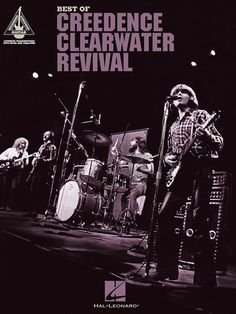 Best of Creedence Clearwater Revival...Love their CCR Revisited...great memories