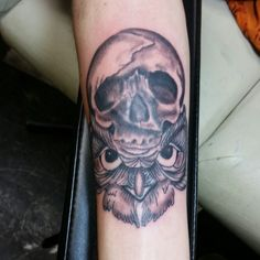 My first official cover up. Very hard to do.