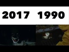 All Rights Goes to Warner Bros I do not own any of the specified content in this video Pennywise Sewer, Side By Side Comparison, Warner Bros, Horror Movies, Scene, Content, Youtube, Horror Films, Scary Movies