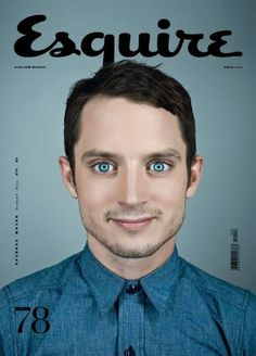 Elijah Wood for Esquire Russia, June 2012