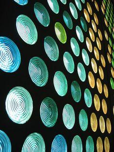 Glass block walls by andersenKT, via Flickr