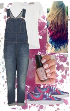 My polyvore outfits ) on Pinterest | Polyvore Outfits Polyvore and Striped Pants