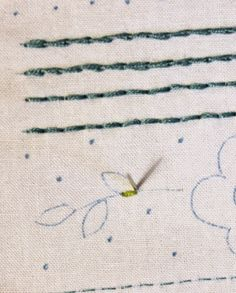 Jennifer Jangles Blog: How to Embroider with the Satin Stitch