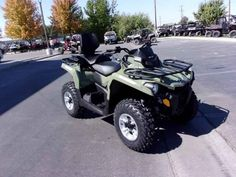 New 2017 Can-Am Outlander MAX DPS 450 ATVs For Sale in Oregon. 2017 Can-Am Outlander MAX DPS 450, 2017 Can-Am® Outlander MAX DPS 450 UNMATCHED ALL-TERRAIN PERFORMANCE A more comfortable two-up riding experience that simply and quickly converts to a one-up. With the added comfort of Tri-Mode Dynamic Power Steering (DPS). Features may include: ROTAX 450 AND 570 ENGINE OPTIONS CATEGORY-LEADING PERFORMANCE Select from either a 38-hp single-cylinder, liquid-cooled Rotax 450 four-stroke or a…