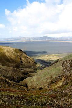The Iceland Sagas: Hiking Hjorleifshofdi