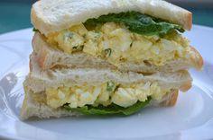 Happy, Fluffy Egg Salad!! « {Ms. Buena Vida}