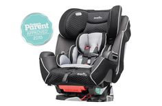 Whether you need a car seat for a preemie or a five-year-old, you'll find safety, sleek style and easy installation in these models.