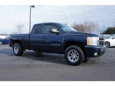 2008 Chevrolet Silverado 1500, 98,608 miles, $14,777.