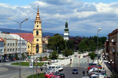 Zvolen - City Centre