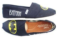 I want these I LOVE BATMAN!!!
