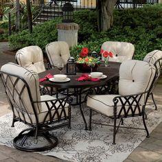 Bon Artistry Outdoor Living: Castelle Outdoor Furniture